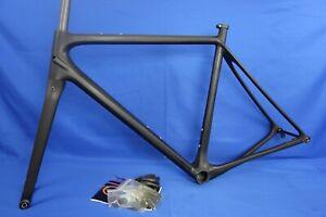 New Open UPPER U.P.P.E.R. Carbon Gravel Bike Frameset - Large - $4500 Retail!