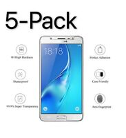 5x Tempered Glass Screen Protector For Samsung Galaxy J7 2018/Refine/Crown/Star