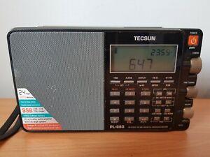 Tecsun PL-880 Multi-Band Receiver Radio - Good Condition