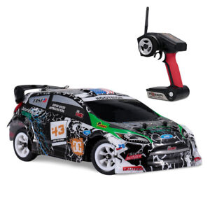 WLtoys K989 RC Car 1/28 RC Drift Car 2.4G 30KM / H High Speed RC Car 4WD Z0A1