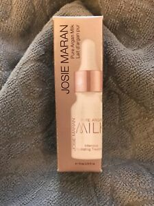 Josie Maran Pure Argan Milk Intensive Hydrating Treatment .33 oz NIB