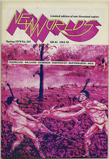 NEW WORLDS Magazine No 215 Spring 1979 dedicated to P.J. Proby Michael Moorcock