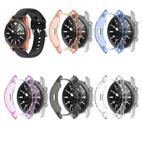 Für Samsung Galaxy Watch 3 45MM SM-R840 Uhr TPU Uhrenabdeckung Schutzhülle