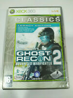 Tom Clancy's Ghost Recon 2 Advanced Warfighter Jeu De Xbox 360 Edition Espagne