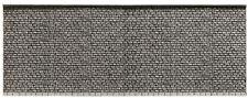 NOCH 48055 Spur TT, Mauer, extra lang, 51,6x9,8cm (Grundpreis 1qm=326,00 Euro)