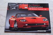 Le Ferrari Granturismo - N° 51 - 550 Barchetta Pininfarina 2000 - De Agostini