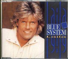BLUE SYSTEM - Laila  4 trk MAXI CD 1995