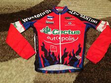 Gigi Cactus Body Cycling JACKE SHIRT TRIKOT JERSY CAMISETA MAGLIA Size128