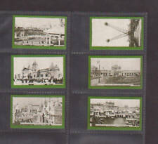 UK Issue Collectable Cigarette Cards Reproduction Exploration/Empire