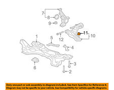 HONDA OEM 07-08 Fit Front Suspension-Lower Control Arm Cup 51225S2H003