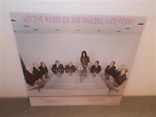 * Joe Perry . Let The Music Do The Talking . Aerosmith . LP