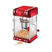 Unold Popcornmaschine Retro - rot - 300 W - NEU!
