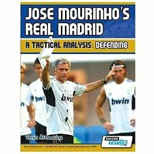 Jose Mourinho's Real Madrid - A Tactical Analysis: Defending: By Terzis Athan...