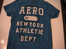 Graphic Tees T shirt Mens Men L Trendy Aeropostale Clothes Clothing Designer
