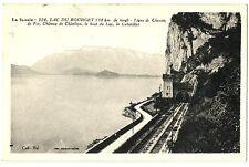 CPA 73 Savoie Lac du Bourget Ligne de chemin de fer