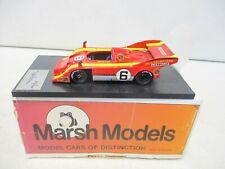 Marsh Models 1974 Porsche 917/10 Gelo Racing 1/43