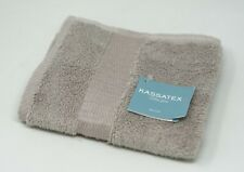 "Kassatex Fine Linens Bamboo Made in Turkey 13"" x 14"" Wash Cloth - Mauve"