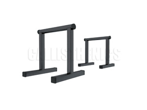 Push Up Parallettes for Crossfit Calisthenics Gymnastics & Body Weight Dip Bars