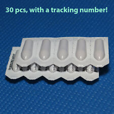 30 pcs SEA BUCKTHORN SUPPOSITORIES hemorrhoids and anal fissures