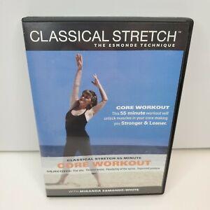 Classical Stretch - The Esmonde Technique: 55 Minute Core Workout DVD