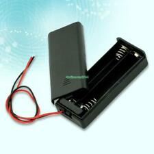 EE4072 2 AAA 3A Battery Holder Box Case + On/Off Switch 5755630