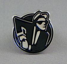2 Tone / Two Tone Walt Jabsco Quality Enamel Badge mod SKA Scooter Skinhead