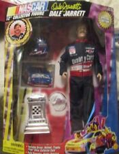 "Dale Jarrett 12"" Collector Figure Special Edition Toy Biz 1997 w/ Accessories"