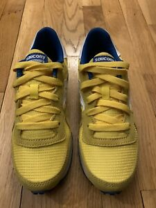 Saucony Yellow Athletic Shoes for Women