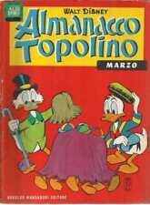 ALMANACCO TOPOLINO 1965 NUMERO 3 + BOLLINO