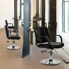 Hot Classic Hydraulic Barber Chair Salon Beauty Spa Shampoo Hair Styling 250 lbs