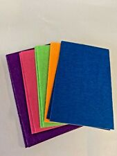 Felt Coloured and Patterned Sheets (See listings)