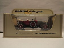 MATCHBOX MODELS OF YESTERYEAR - Y-9 1912 SIMPLEX 50