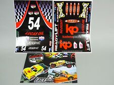 RC Truck Short Course Racing DECALS Stickers LUCAS OIL Logos Sponsors