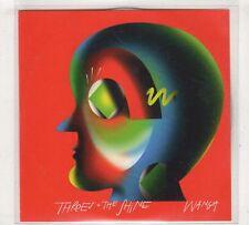 (GX601) Throes & The Shine, Wanga - 2016 DJ CD