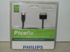 Philips PicoPix PPA1280 Audio/Video Cable For iPhone/ iPod/ iPad - 3.3 ft