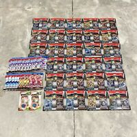 81 Pokemon Booster Blister Packs Crimson Vivid Battle Style Sun Moon Card Lot
