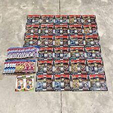 81 Pokemon Booster Blister Packs Crimson Vivid Battle Style Sun Moon Card Lot