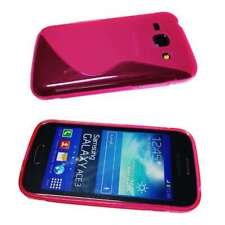 caseroxx TPU-Case for Samsung Galaxy Ace 3 S7270 S7272 in pink made of TPU
