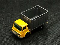 VINTAGE MATCHBOX LESNEY DIECAST NO. 37 DODGE CATTLE TRUCK MADE IN ENGLAND