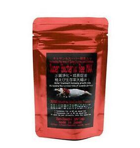 BENIBACHI SUPER BACTERIA BEE MAX 30g Bacter Shrimp Food Crystal Red Cherry