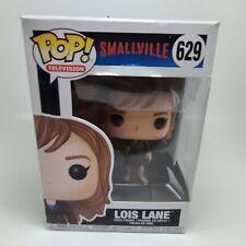 Smallville Lois Lane #629 Television Funko Pop! Collectible Vinyl Figure NIB