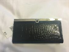 VAN HEUSEN WALLET WITH ORGANIZER BLACK