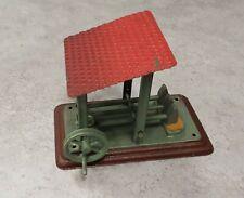 Antikes Märklin Antriebsmodell, Hammerwerk, Dampfmaschine, Dampfspielzeug