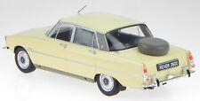 Model Car Group 18046 Rover P6 3500 V8 (Yellow) 1:18 High Detail Model