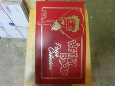 The Betty Boop Patch Collection Binder with 38 Patches