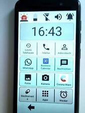 Für Senioren, Smartphone (Ohne Simlock)