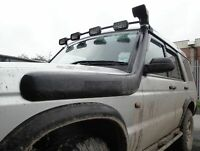 TD5 Snorkel for Land Rover Discovery 2 Plastic Raised Air Intake SLRDTD5
