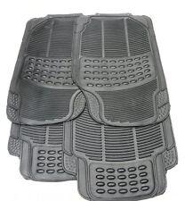Heavy Duty Black Rubber Winter Car Floor Mats for CHRYSLER JEEP COMPASS 08> UR2
