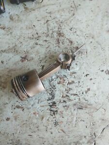 Vintage Briggs And Stratton Model N Piston And Rod