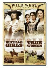 Wild West BUFFALO GIRLS & TRUE WOMEN (DVD SET) Anjelica Huston Dana Delany NEW